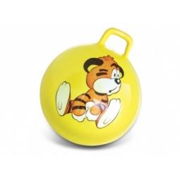 фото Мяч-попрыгун с ручкой Bradex «Непоседа-тигренок»