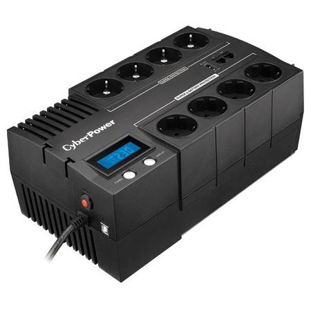 Купить Источник бесперебойного питания CyberPower BR1000ELCD