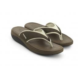 Купить Сланцы мужские Walkmaxx Flip Flop. Цвет: коричневый