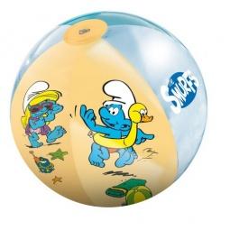 Купить Мяч пляжный Mondo «Смурфы»