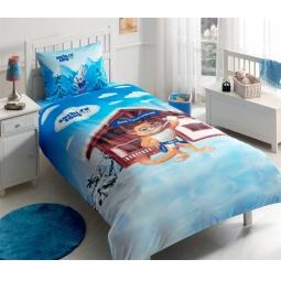 фото Комплект постельного белья TAC Дом талисманов. Евро
