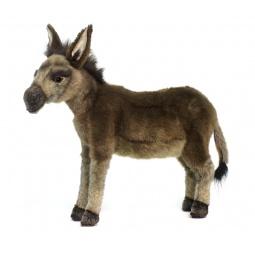 фото Мягкая игрушка для ребенка Hansa «Ослик»