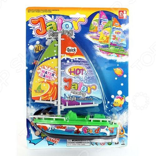 Игрушка для ванны Shantou Gepai «Катер»Игрушки для ванны<br>Игрушка для ванной Shantou Gepai Катер обязательно понравится малышу. На поверхности фигурки нет острых углов, мелких съемных деталей, которые могли бы попасть в рот малыша или дыхательные пути. На ней также отсутствуют грубые швы или засохший клей, которые могли бы поранить нежную кожу ребенка. Катер может самостоятельно плавать на корпусе есть кнопка включения выключения . Веселая игрушка привлечет малыша и ярким, насыщенным цветом. Игрушка не разобьется, если в процессе игры она упадет или малыш на нее сядет. Такая игрушка не просто сделает купание малыша веселее, играя с ней, ребенок будет развивать воображение и познавать окружающий его мир.<br>