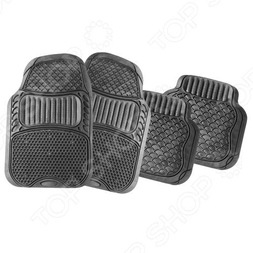 Набор ковриков Автостоп AB-4014 Автостоп - артикул: 542301