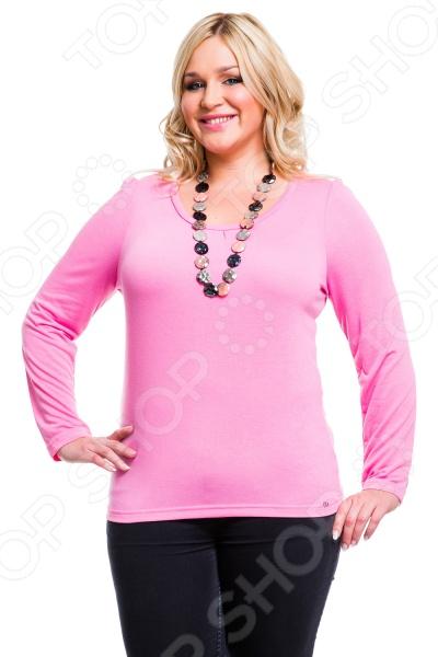 Кофта Mondigo XL 8504. Цвет: темно-розовый
