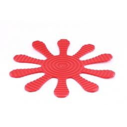 фото Подставка Gipfel многофункциональная. Цвет: красный
