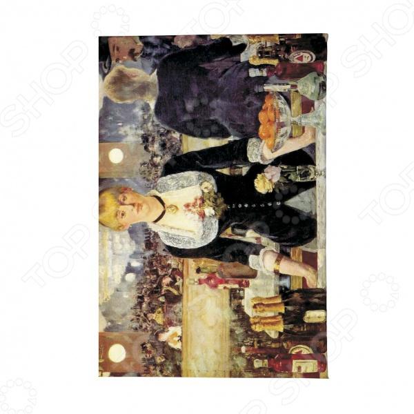 Визитница Mitya Veselkov «Эдуард Мане. Бар в Фоли-Бержер» фоли р как открыть бар для чайников