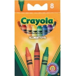 Купить Набор восковых мелков Crayola 0008C