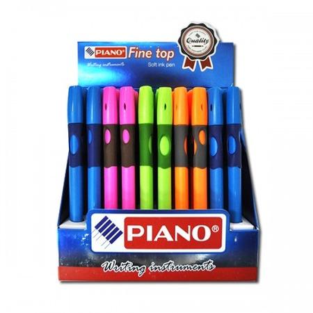 Купить Ручка шариковая для левшей Miraculous Piano. В ассортименте