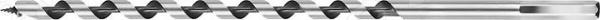 Сверло по дереву со спиралью Левиса URAGAN 29465Сверла<br>Сверло по дереву со спиралью Левиса URAGAN 29465 инструмент для сверления древесины средней твердости, бревен, бруса, а также легких строительных материалов. Спираль имеет специальную форму, что обеспечивает идеальный отвод продуктов сверления и препятствует перегреву. Усиленный стержень предохранит предмет от деформации при ударных нагрузках. Сверло изготовлено из качественной стали, обладает высоким ресурсом.<br>