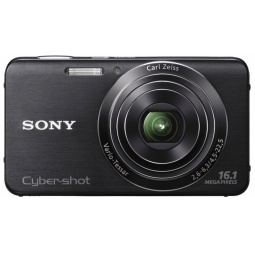 фото Фотокамера цифровая SONY Cyber-shot DSC-W630. Цвет: черный