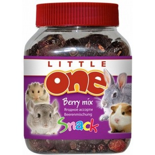 Купить Лакомство для грызунов Little One «Ягодное ассорти»