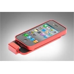фото Аккумулятор Elari Appolo - BB1 для iPhone 4/ 4S. Цвет: красный