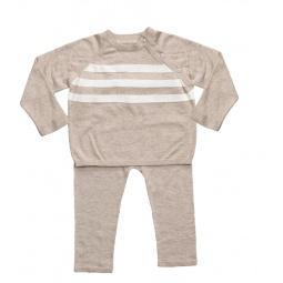 фото Свитер в комплекте с брюками Angel Dear Basic Essentials. Рост: 74-80 см
