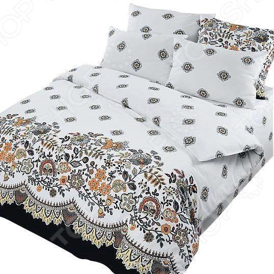 Комплект постельного белья Нежность «Кружево». 1,5-спальный