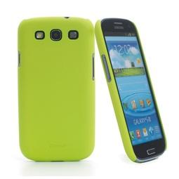 фото Чехол Muvit iGum для Samsung S3 i9300 Soft Touch. Цвет: зеленый
