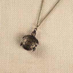 Купить Кулон-часы Mitya Veselkov «Черепашка»