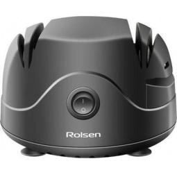 фото Электроточилка универсальная Rolsen RKS-006. Цвет: черный
