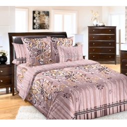 фото Комплект постельного белья Белиссимо «Альба». 2-спальный. Размер простыни: 220х240 см