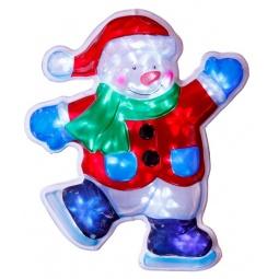 Купить Декорация рождественская Star Trading Снеговик