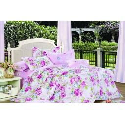 фото Комплект постельного белья Amore Mio Intriga PI. Provence. Семейный