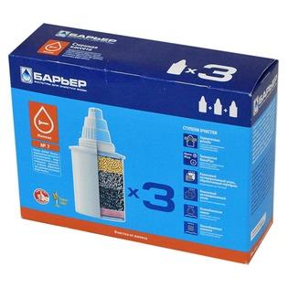 Купить Набор кассет к фильтру для железистой воды Барьер КБ-7