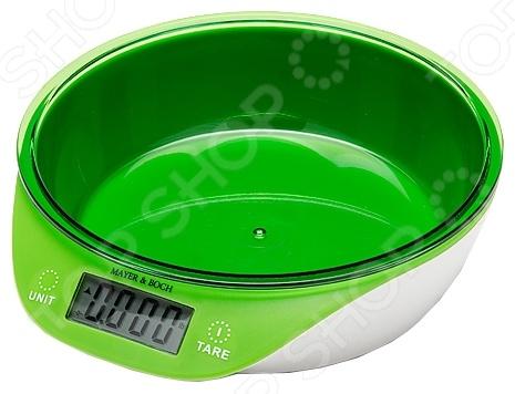 фото Весы кухонные Mayer Boch MB-10955, Кухонные весы