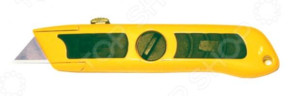 Нож строительный Brigadier 63061