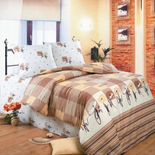 фото Комплект постельного белья Любимый дом Мирабелла. 1,5-спальный. Размер наволочки: 50х70 см — 2 шт