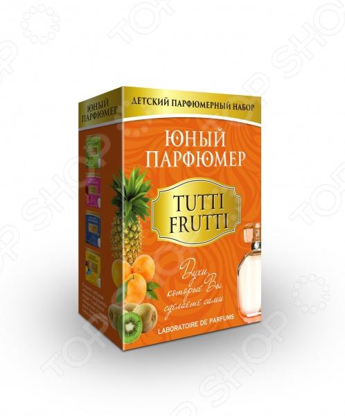 Набор для создания духов Каррас Tutti Frutti каррас каррас набор юный парфюмер восточные ароматы