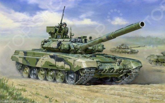 Сборная модель танка Звезда «Т-90»