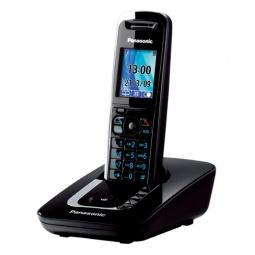 фото Радиотелефон Panasonic KX-TG8411. Цвет: черный