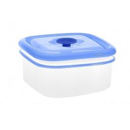 фото Контейнер для хранения продуктов Marta MT-FC230. Цвет: голубой
