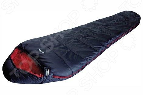 Спальный мешок High Peak Redwood 23077Спальные мешки<br>Спальный мешок High Peak Redwood мешок-кокон, предназначенный для путешествий весной и осенью. Эту модель чаще всего используют в горных походах и альпинизме, благодаря высокопрочному материалу и хорошей термоизоляции. В этом мешке вы будете чувствовать себя комфортно даже при температуре -16 С. Внутри спального мешка есть вшитый карман на липучке для ключей и мелочи, а также тепловой воротник и клапан на молнии, которые защищают от сквозняков. Наполнитель рассчитан на аллергиков и имеет антибактериальные свойства, что делает спальник еще более безопасным.<br>
