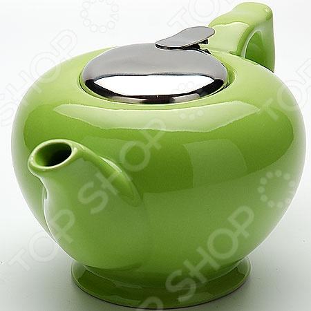 Заварник для чая Mayer Boch «Семейный»Чайники заварочные<br>Заварник для чая Mayer Boch Семейный незаменимый атрибут для повседневных чаепитий в компании друзей и близких. Ведь так приятно заварить крупнолистовой чай и насладиться его отменным вкусом и ароматом. Кроме того, изделие станет хорошим подарочным вариантом.  Ситечко для заваривания раскроет букет чая и не позволит чаинкам попасть в чашку.  Удобная металлическая крышка облегчит заваривание чая.  За счет удобной конструкции чайник легко мыть.<br>