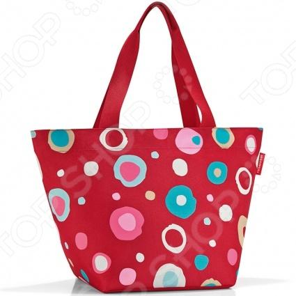 Сумка для покупок Reisenthel Shopper M funky dots