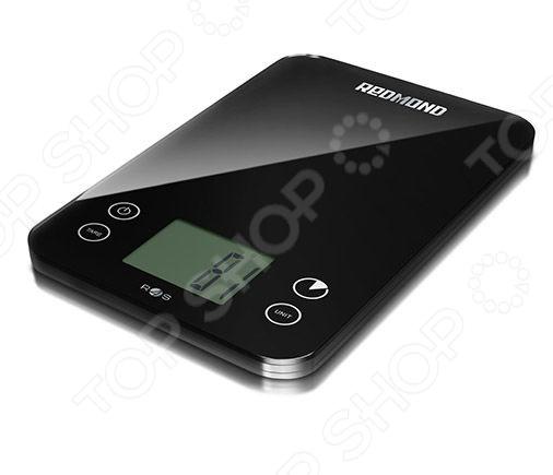 Весы кухонные Redmond RS-741S весы кухонные электронные redmond rs 724