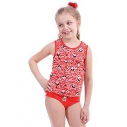 фото Комплект нижнего белья для девочки Свитанак 207560. Рост: 98 см. Размер: 26