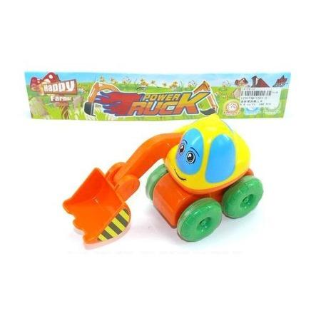 Купить Игрушка инерционная Shantou Gepai «Забавный экскаватор»