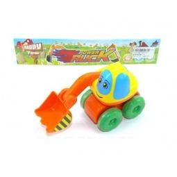 фото Игрушка инерционная Shantou Gepai «Забавный экскаватор»
