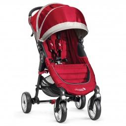 фото Коляска прогулочная Baby Jogger ВО10429. Цвет: серый, красный