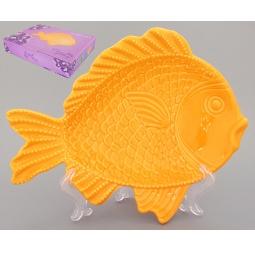 Купить Блюдо Elan Gallery «Рыбка». Длина: 28 см