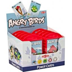 Купить Игра настольная Tactic «Angry Birds» с карточками