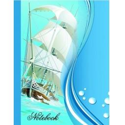 Купить Блокнот Бриз «Кораблик»