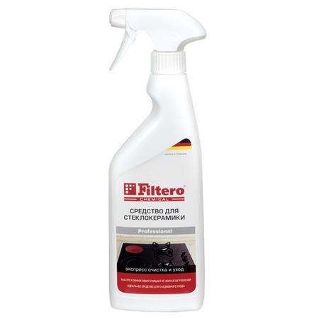 Купить Чистящее средство для стеклокерамики Filtero 201