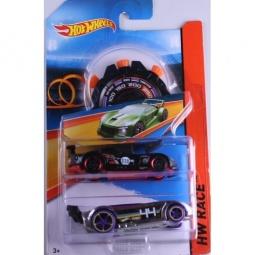 фото Набор из двух машинок Mattel Hot Wheels PG2960 «Виртуозы трассы». Цвет: черный, серебристый