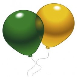 фото Набор воздушных шаров Everts «Разноцветный кристалл». Количество: 10 предметов