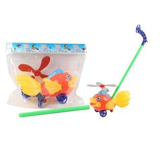 Купить Игрушка-каталка S+S TOYS «Рыбка» СС75577
