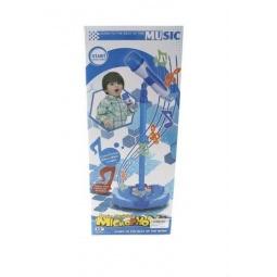 фото Игрушка музыкальная Shantou Gepai «Микрофон на стойке» 72386