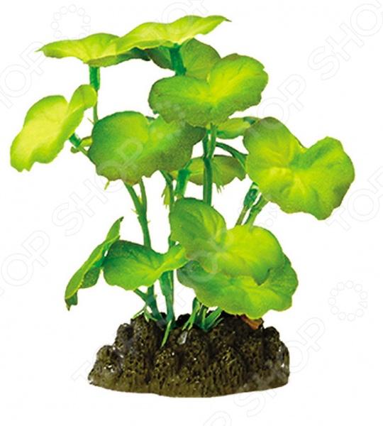 Искусственное растение DEZZIE 5610185 деззи dezzie грунт аквариумный аквамарблс стекло 200г